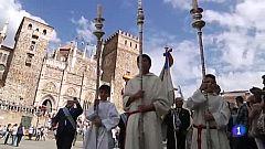 Noticias de Extremadura - Día de la Hispanidad Guadalupe - 14/10/19