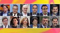 Especiales Informativos - Los Desayunos de TVE: Análisis sentencia 'Procés'