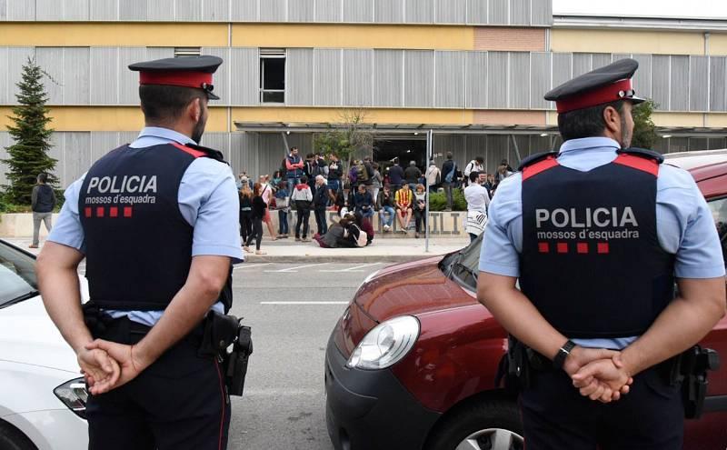 La sentencia del Supremo reprocha a los mossos no haber impedido el referéndum ilegal