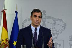 """Sánchez, tras la sentencia del 'procés': """"Nadie está por encima de la ley"""""""
