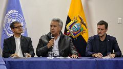 Acuerdo en Ecuador para eliminar el decreto de la gasolina
