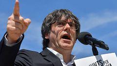 El juez Llarena reactiva la euroorden Puigdemont por sedición y malversación