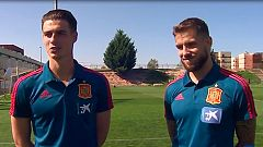 Kepa e Íñigo Martínez, dos ondarreses en la Selección