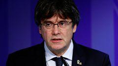 """Puigdemont: """"La sentencia confirma la estrategia de represión y venganza"""""""