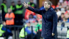 """Robert Moreno: """"Debí haber mantenido a los dos delanteros"""" contra Noruega"""
