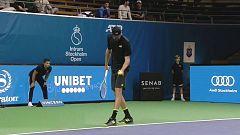 Tenis - ATP 250 Torneo Estocolmo: Travaglia - Opelka
