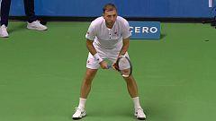 Tenis - ATP 250 Torneo Estocolmo: Evans - Tomic