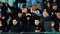 El Bulgaria-Inglaterra, alterado por los ultras racistas locales