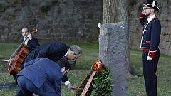 El Govern se reunirá este martes tras conmemorar el fusilamiento de Lluís Companys