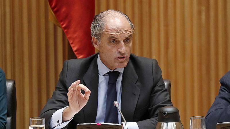 El expresidente de la Generalitat Valenciana, Albert Camps, en una imagen de archivo.