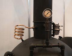 España Directo - Fabricando estufas