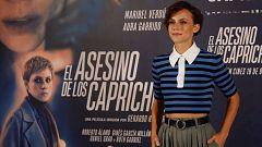 """Corazón - Aura Garrido y Maribel Verdú estrenan """"El asesino de los caprichos"""""""