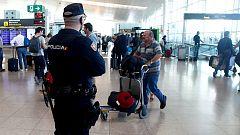 El aeropuerto de El Prat recupera la normalidad tras el bloqueo por la sentencia del 'procés'
