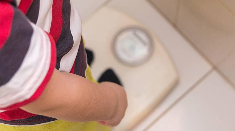 Cada vez hay más niños obesos en España, según Unicef