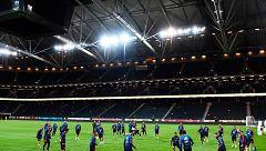 El Friends Arena de Solna, escenario del Suecia - España, un estadio de última generación