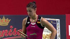 Bádminton - Open de Dinamarca, 1ª ronda: P. Chochuwong - C. Marin
