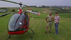 La Paisana - Eva aparca el coche y se lanza al helicóptero
