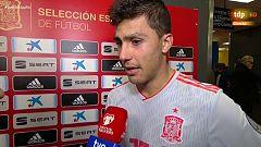 """Rodri Hernandez: """"Parece fácil clasificarse para la Eurocopa, pero los rivales no lo son"""""""
