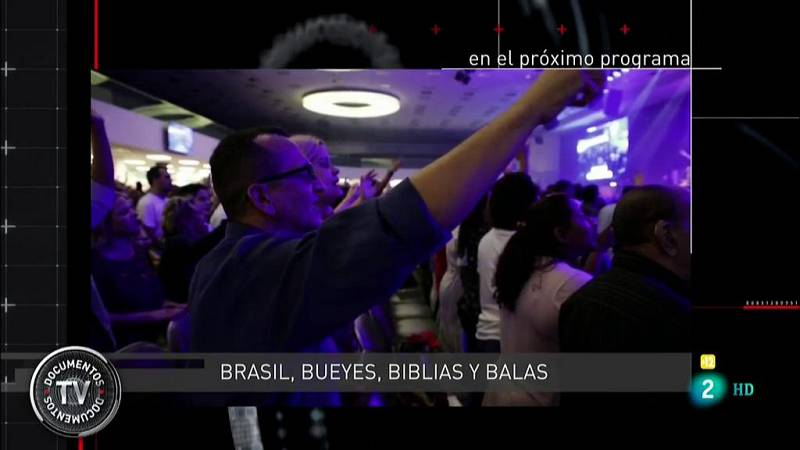 Documentos TV - Brasil, bueyes, biblias y balas - Avance