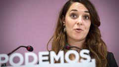 """Noelia Vera en 'Los Desayunos' critica el discurso """"duro"""" del PSOE"""