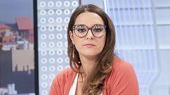 Los desayunos de TVE - Noelia Vera, portavoz y diputada de Unidas Podemos en el Congreso de los Diputados