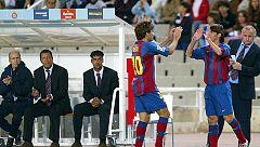 Se cumplen 15 años del debut de Messi en la Liga