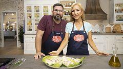 Hacer de comer - Guiso de liebre y ensalada de cangrejo
