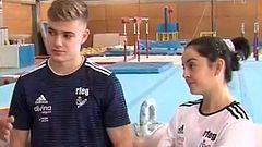 Joel Plata y Ana Pérez analizan la clasificación de la gimnasia española para Tokio 2020