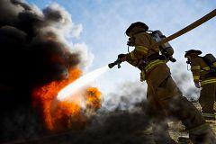 España Directo - Super-bombero mundial