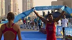 España domina el medallero en los Juegos Mundiales de Playa