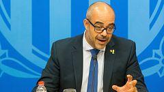 """Buch: """"El 'president' ha condenado por activa y por pasiva la violencia"""""""