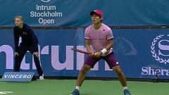 Tenis - ATP 250 Torneo Estocolmo: Nishioka - Fritz