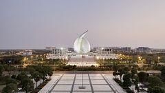 Otros documentales - Las ciudades del mañana. El experimento asiático: Edificios culturales espectaculares