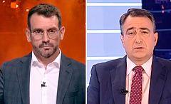 """Aitor Esteban, sobre los disturbios en Cataluña: """"La violencia está fuera de lugar"""""""