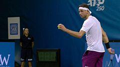 Tenis - ATP 250 Torneo Estocolmo: Sam Querrey - Grigor Dimitrov. Desde Estocolmo (Suecia)