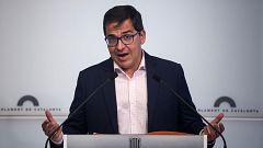 """Cs considera que la solución a los altercados y problemas en Cataluña """"pasa por cesar a Torra"""""""