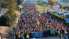 """Las """"Marchas por la libertad"""" reanudan su camino"""