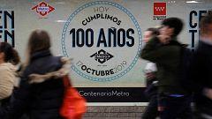 La mañana - Metro de Madrid cumple 100 años y sus maquinistas van a la huelga