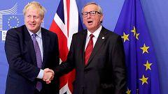 La UE y el Gobierno británico llegan a un acuerdo para el 'Brexit'