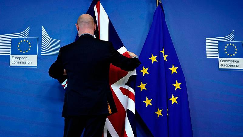 El nuevo acuerdo del 'Brexit' evita una frontera dura en la isla de Irlanda