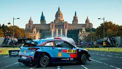 El Rally de Catalunya mantiene sus fechas pese a las manifestaciones