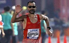 Chuso García Bragado, imparable a sus 50 años