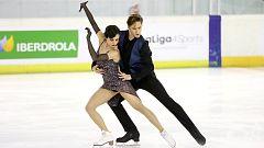 El patinaje español, a llenar el vacío dejado por Javier Fernández