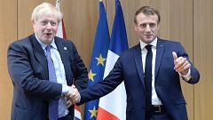 Los Veintisiete aprueban el nuevo acuerdo del 'Brexit'