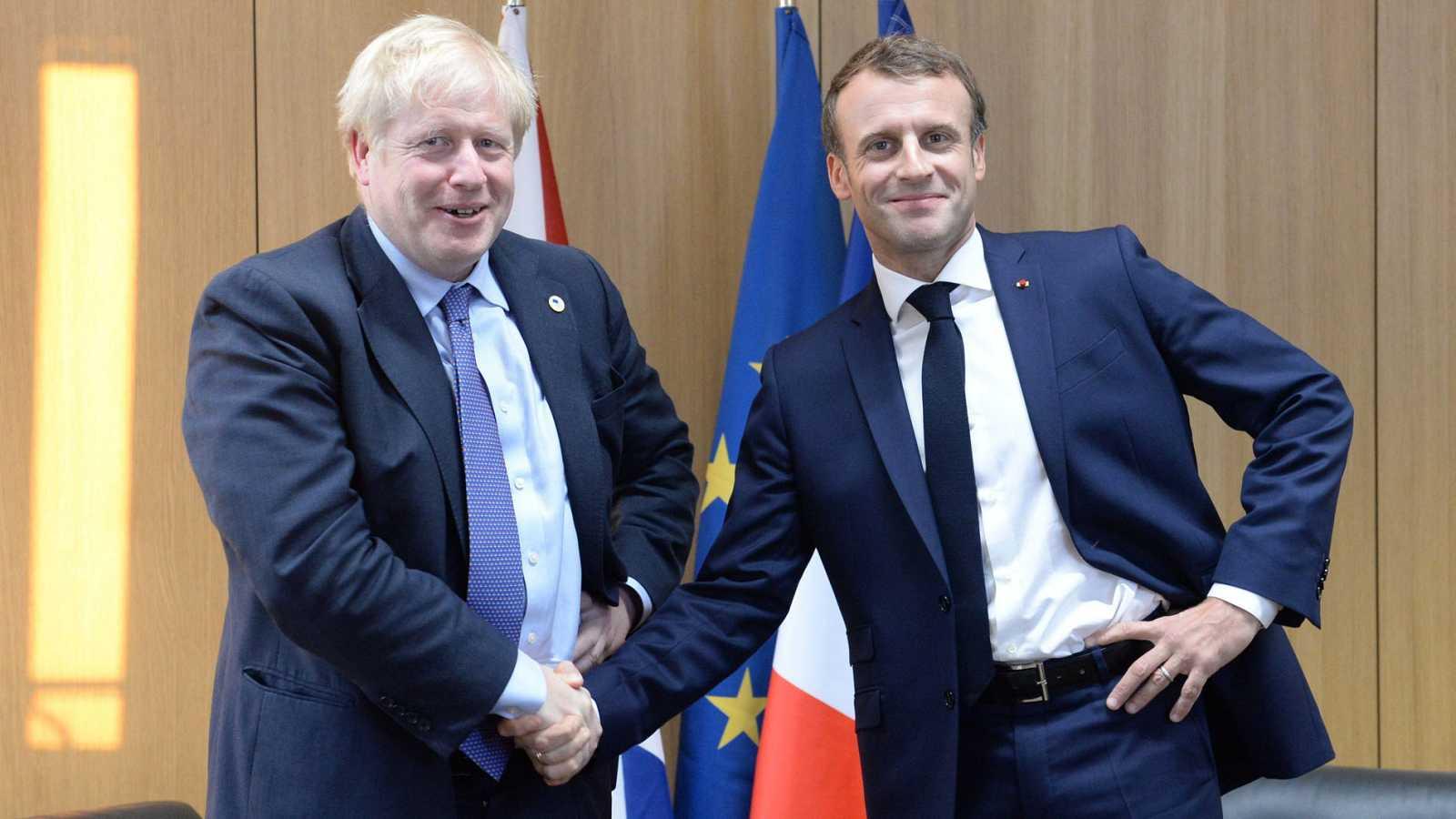 Los Veintisiete dan luz verde al nuevo acuerdo del 'Brexit'