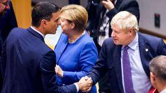 El Gobierno, satisfecho por el nuevo acuerdo del 'Brexit'