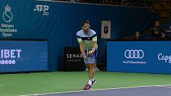 Tenis - ATP 250 Torneo Estocolmo: Fognini - Tipsarevic