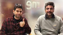 """Las mañanas de RNE - Estopa confiesa el momento """"más candente"""" de su carrera"""