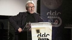 Discurso de José Sacristán al recibir el premio 'Elegidos para la gloria'', de Días de Cine
