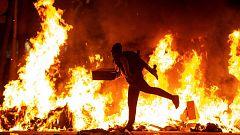 A partir de hoy - Los disturbios del procés en cifras